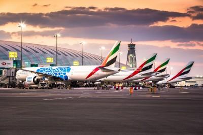 阿聯酋7月起復飛全球50多個航點 日亞航8月復航國內航線