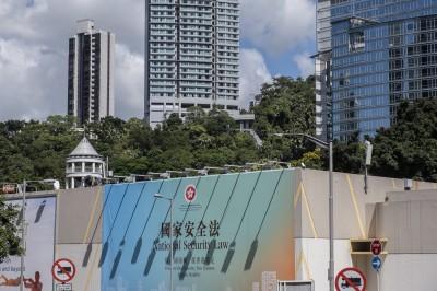 別輕忽港版國安法 呂秋遠列10項危險台灣人
