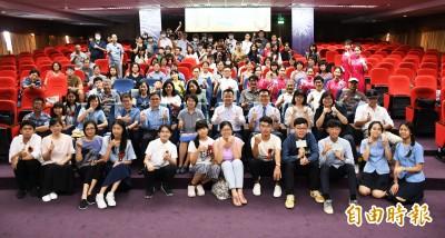 全球華文學生文學獎45人獲獎