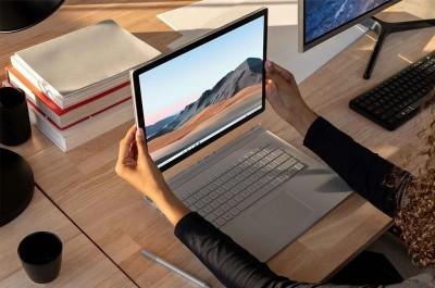 頂規要價12萬元 微軟最強大Surface Book 3筆電在台上市