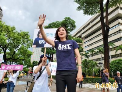 李眉蓁激喊「以後我當市長」 張雅琴噴笑:韓國瑜上身嗎?