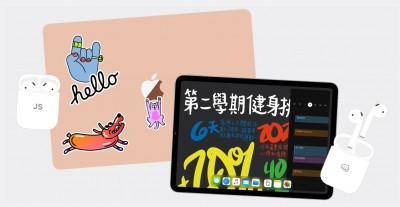 蘋果也出手搶三倍券 學生買Mac、iPad送AirPods