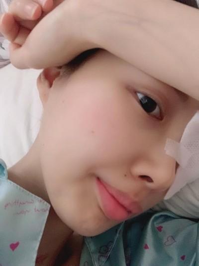 8年癌細胞擴散面癱 31歲正妹女星輸血續命…「生命倒數」近況曝光