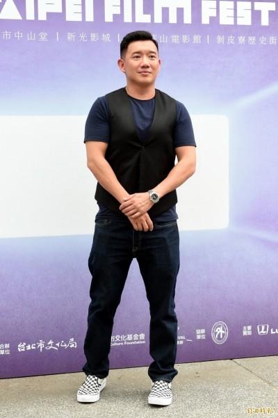 杜汶澤高喊台灣電影萬歲 猛讚北影公平公正專業