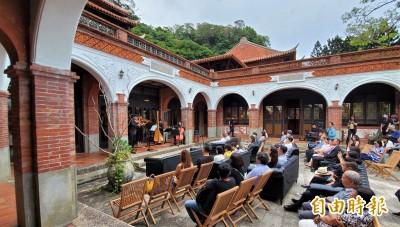 屬於台灣文化的美好 灣聲樂團10月在山林庭園辦節慶音樂會