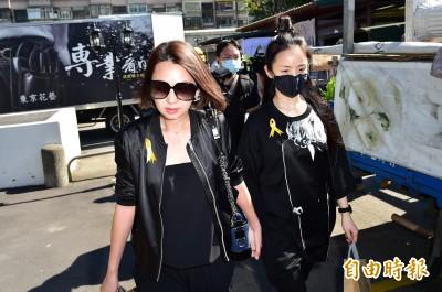 林依晨淚別《我的秘密花園》導演恩師楊冠玉 「下輩子健康平安」