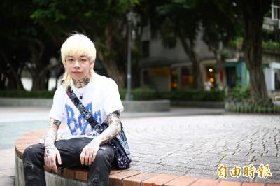 (專訪)高浩哲刺青數不清   唱台語歌傳遞台灣精神