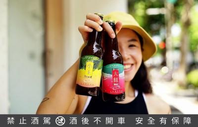 大人版的西瓜汁!啤酒頭推大紅、小玉西瓜啤酒