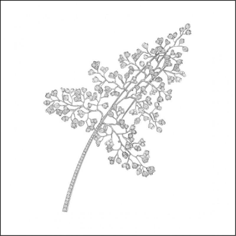 【消費新聞】Boucheron頂級新品 經典摩登 ─輕盈服貼頸肩 水晶包覆新材質 猶如戴上整片天空
