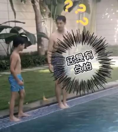 教兒失敗 跳水王子嘆:還有可能子承父業?