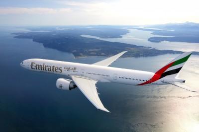阿聯酋台北-杜拜直飛航班  8/6起增為每週4航班