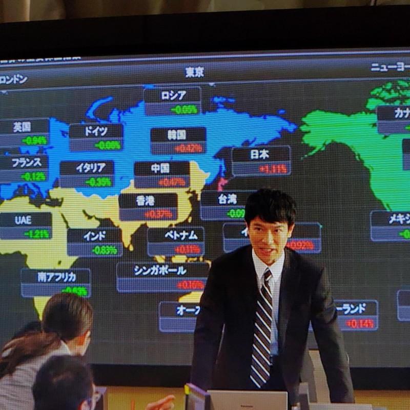 怕中國玻璃心碎?《半澤直樹2》重播 國旗全拿掉了