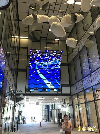 新北最大百貨宏匯廣場開張 VR、演唱會館亮相