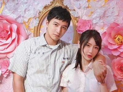 35歲小煜閃娶「我的女王」 護理師辣妻背景曝光
