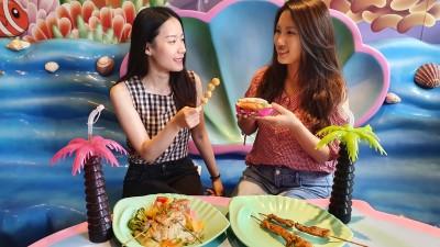 嗨玩六福村不忘發掘隱藏版美食  吃喝玩樂一次滿足!