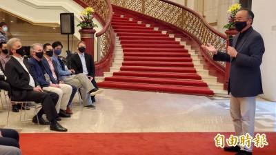 解封後首場國際音樂會登場 林昭亮連稱好幾次祖國台灣的驕傲