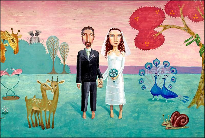 【兩性異言堂】〈紐約性愛檔案〉作一場 到美國結婚去的美國夢