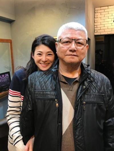 蘇宗怡與爸外出太親密  被鄰居誤為小三