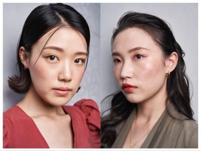 日本塩系女子當道 THREE展現不刻意的自然隨性