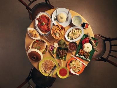 獅城美食總動員  不出國也可大啖新加坡美食