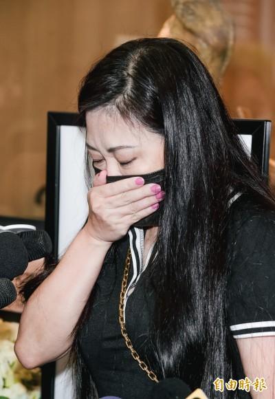 羅霈穎生前為她當伴娘 來生催淚約定曝光