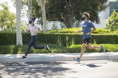 跑步就是要戴這款口罩 通風又時尚!