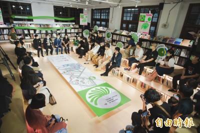 林智堅秀城市美學 與頂尖設計師共推2020台灣設計展在新竹市
