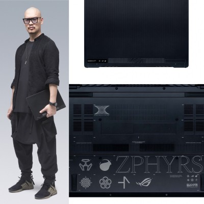華碩ROG電競筆電跨界潮牌ACRONYM 全台限量30台