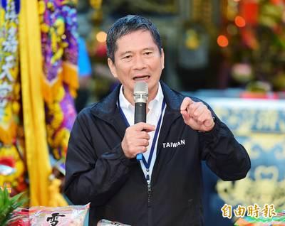 江春男任國際平台諮詢顧問 李永得:多年理想得總統與院長支持