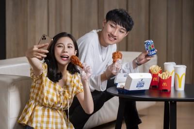 明天開賣!麥當勞「韓風炸鷄腿」   攜手7-11限量兌換3萬份海尼根