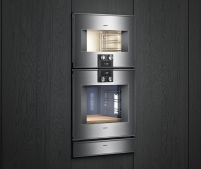 首創「全自動清洗」家用蒸烤爐 一台35.8萬元