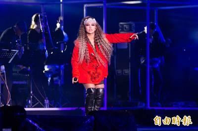 震撼彈!張惠妹宣布台東跨年免費開唱