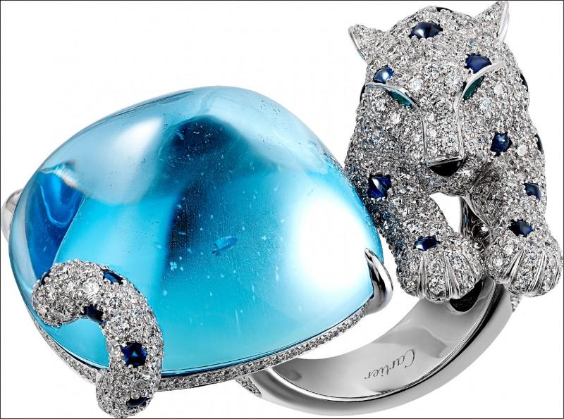 【時尚大道】2020秋冬高級珠寶大賞:靜謐之藍