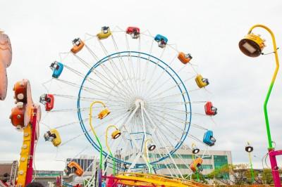 JETS嘉年華歡樂揭開序幕  免出國也可體驗歐美主題樂園