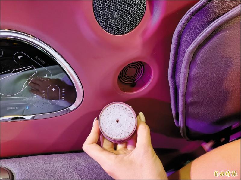 【消費快遞】全球首款 OSIM香氛按摩椅測壓力指數