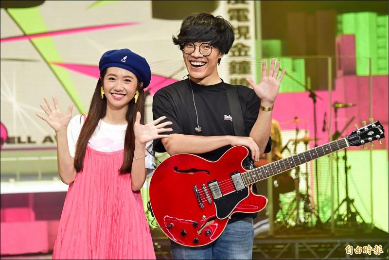 《金鐘55照過來》 Lulu攜手盧廣仲預演歌舞秀 楊謹華二度PK柯佳嬿爭戲后