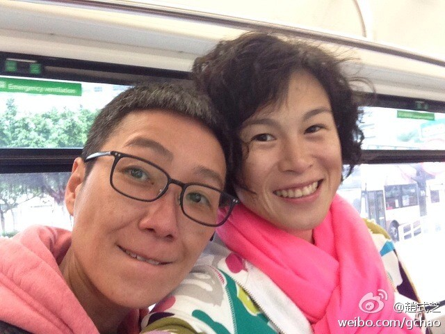 7年同性婚玩完!39歲名媛認離婚「雙方有好多傷痛」