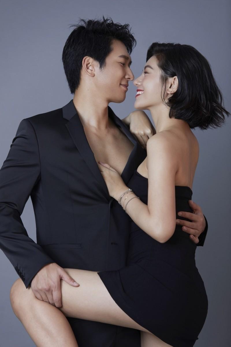 與女友小蠻感情甜蜜 邵翔卻坦言「曾經是第三者」