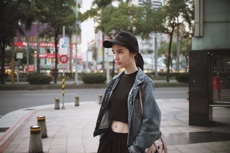 「泰版Angelababy」在台灣!甜揪BL鮮肉拍男友視角照