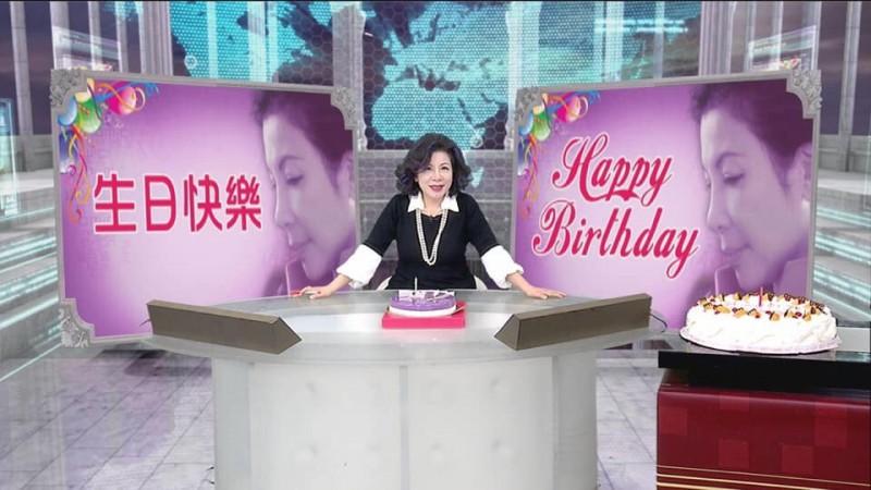 60歲陳文茜驚爆肺腺癌!後天開刀「切除一塊蛋糕」