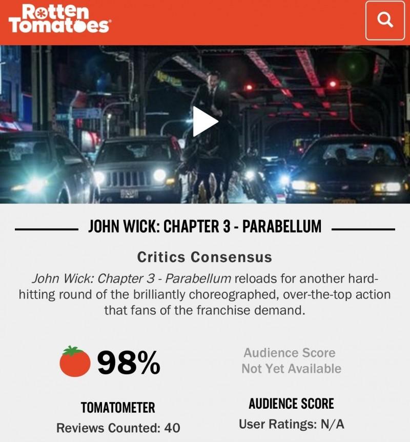 基哥《捍衛任務3》創系列最佳 影后首映爆乳力挺