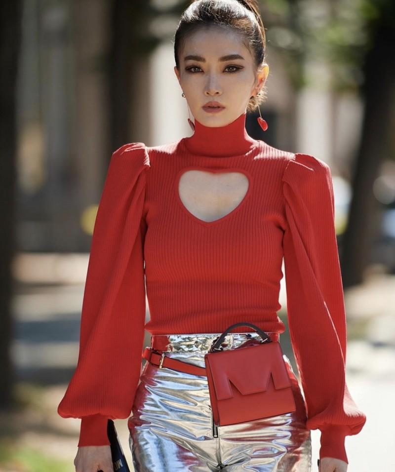 謝金燕求保時尚地位    燒百萬飛時裝周不手軟 - 自由娛樂