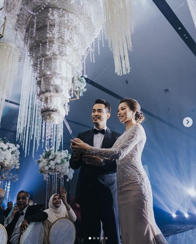 女星婚禮超奢華!「8層水晶蛋糕」從天而降…驚人售價曝光