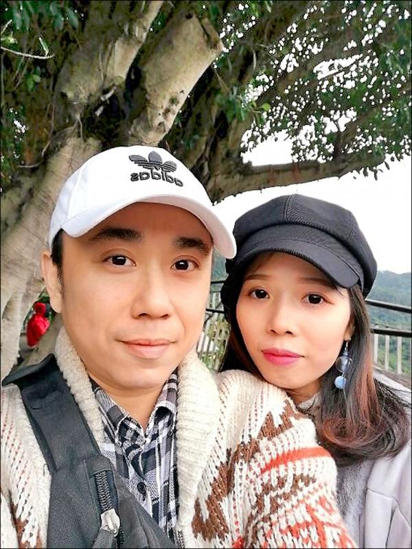 40歲小彬彬3婚 娶27歲越南女友