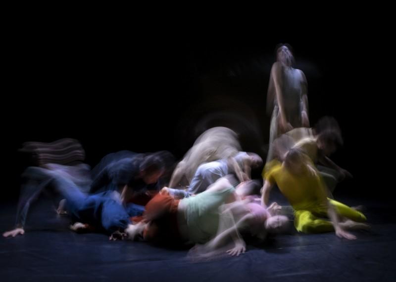 舞空新作世界首演 外國藝術家來台先隔離