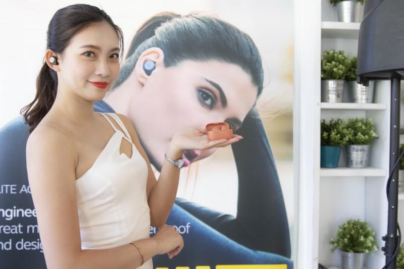 Jabra耳機合作LINE MUSIC 線上音樂免費聽 – 自由娛樂