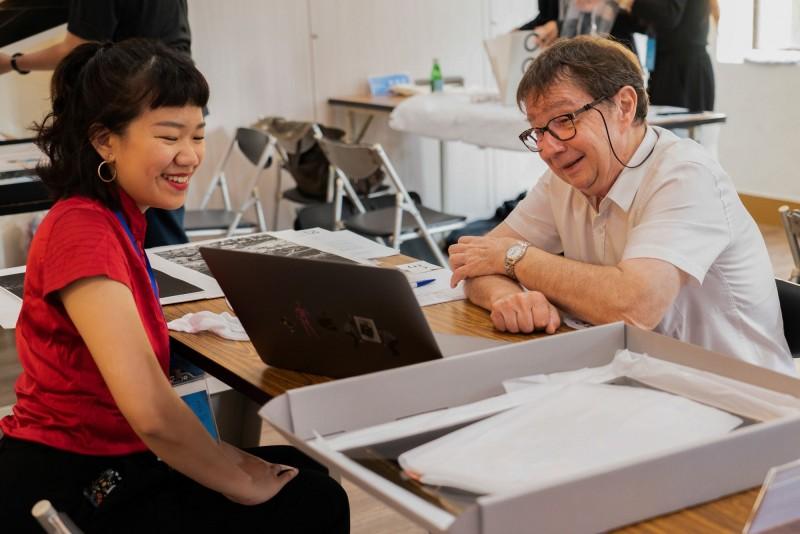 台北國際影像藝術節不畏疫情 國內專家齊聚面對面