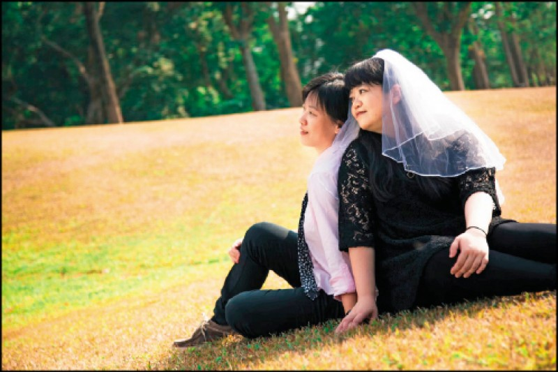 【家庭plus】〈同志牽手情〉台灣同婚拼圖 少了一塊