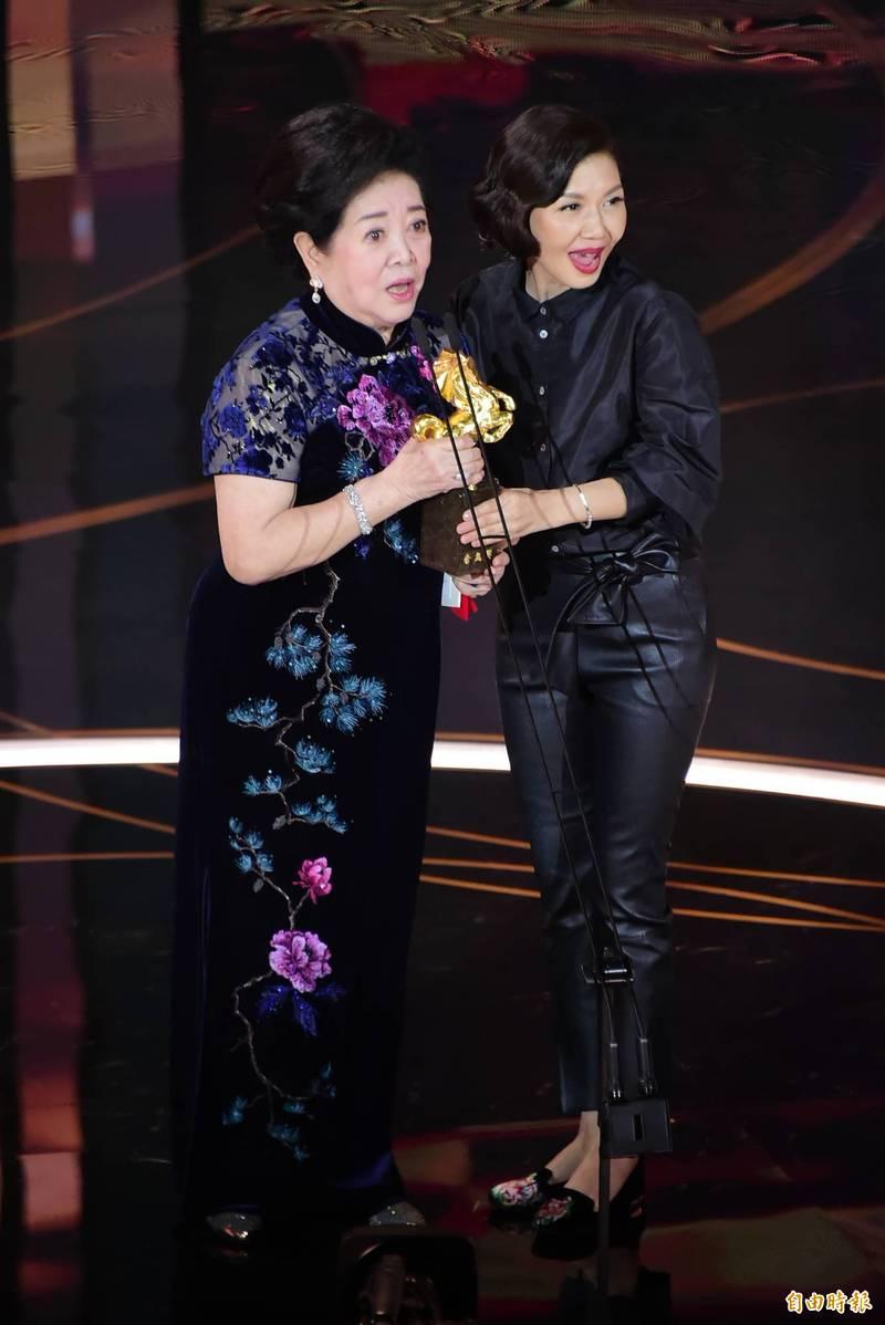 金馬57》《消失的情人節》狂掃5獎大贏家 陳淑芳創先例奪女主女配