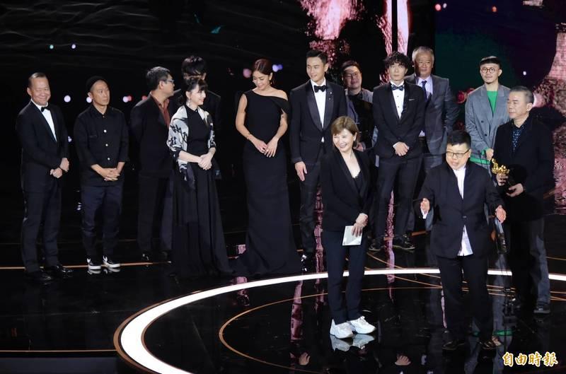 金馬57》《消失的情人節》獲5獎成大贏家 李安高喊「明年見」